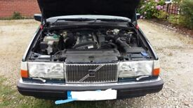 VOLVO 960 EARLY 1992 TYPE BREAKING
