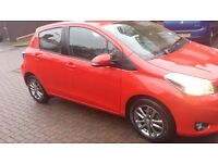 Toyota Yaris Icon Plus 5dr 1.33 VVT-i Man for sale 1 owner low mileage