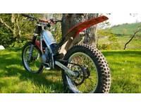 Gasgas txt 280 trials bike
