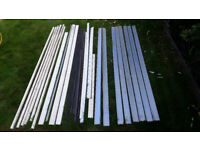 Conservatory roof parts
