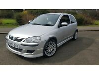 BRILLIANT CORSA 1.3 EXCLUSIVE FULL LEATHER HEATED SEATS,MINT RUNNER,RARE MODEL!cheap insurance!!!!!!