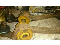 Ford sierra cosworth track control arms poly bushed