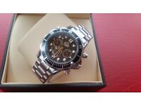 New Swiss Omega Seamaster 007 for sale! £35! £50 boxed!