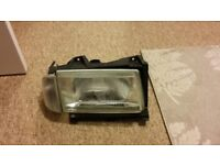 Fiat Scudo headlight driver side