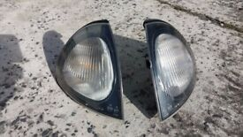 Clear Indicator lights for a 1998 Toyota Avensis.