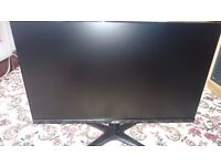 Acer G277HLbid 27-inch Full HD IPS Zero Frame HDMI Monitor