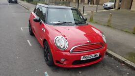 Mini Cooper 1.6 Chilli Pack