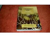Criminal Law Book,Text,Cases and Materials,6th Edition by Jonathan Herting