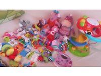 Sale!! 27 Toys baby girls bundle