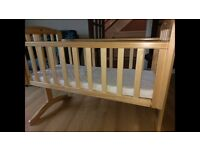 Babys cot. In great condition.