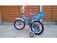 girls bike 4-6 years old