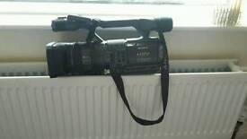 HDV handycam