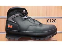 Timberland Pro Euro Hiker Steel Toe Safety Boots £120
