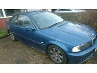 Bmw Coupe swap offers.