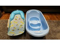 Mothercare baby bath and support chair