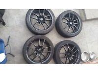 18 inch mini alloy wheels