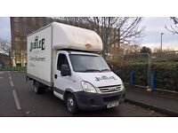 2007 Iveco Luton 2.0d 35c18 6 Speed Gearbox 3 Large Box Tail Lift NO VAT