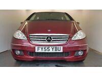2005 │ Mercedes-Benz A150 │ 1.5 Petrol Automatic Elegance │ Cruise Con │ Alloys │ Warranty