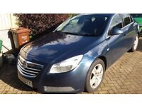 Vauxhall Insignia Exclusive 128 CDTi