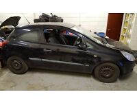 Vauxhall Corsa D - Breaking for spares ** Last chance - scrapping this morning! **