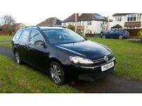 2011(61)Volkswagen Golf 1.6 TDI BlueMotion Tech SE, 12 months MOT, excellent condition