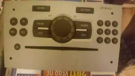 Vauxhall corsa car stereo
