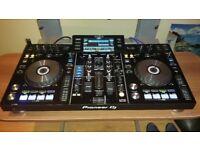 Pioneer XDJ-RX + pair of Pioneer S-DJ80X monitor speakers