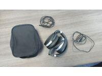 Nearly new Sennheiser HD4.50BTNC Wireless Noise Cancelling On Ear Headphones