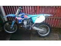 Yamaha yzf450 not cr crf rm rmz kx kxf ktm motocross
