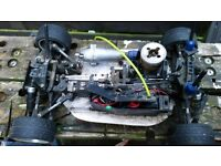 Rc car (kyosho inferno tr15)