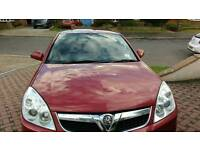 Vauxhall Vectra Exclusiv 56 plate