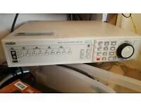 Sanyo cctv dvr unit 9 channel