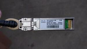 CISCO SFP+ 1m cables SFP-H10GB-CU1M (37-0960-03)