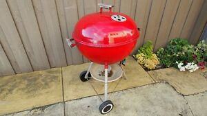 Weber Kettle Barbecue with Gas Conversion. West Hobart Hobart City Preview