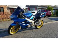 2001 Kawasaki ZX6-R