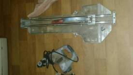 Tile cutter and hammer drill