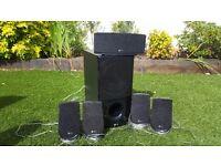 LG Surround Sound Speakers £15