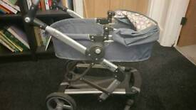 Toy Skate baby push chair