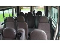 FORD TRANSIT Psv van for sale with COIF 2005 REG