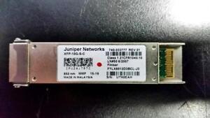 Juniper XFP-10G-S-C XFP Transceiver Module - MMF, 10G, FTLX8512D3BCL-J3 - 740-033777