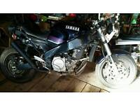 Yamaha EX UP 93 project