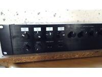 TOA 900 series IIA-912MK2 Amplifier