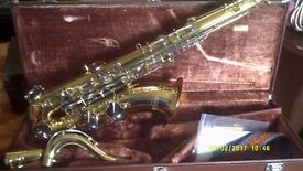 YAMAHA TENOR SAXOPHONE in MINT CONDITION , an EARLY GOOD ONE YTS 25 , COME & SEE ????