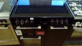 Leisure Electric Range Cooker 90cm new ex display