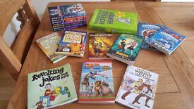 Assorted childrens books