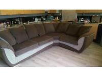 Large corner sofa for sale!