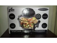 Halogen Multicooker