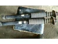 Rover 75 rear shocks
