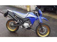Yamaha XT125 Motorbike
