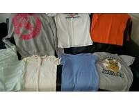 Job lot of mens clothes 24 items in total